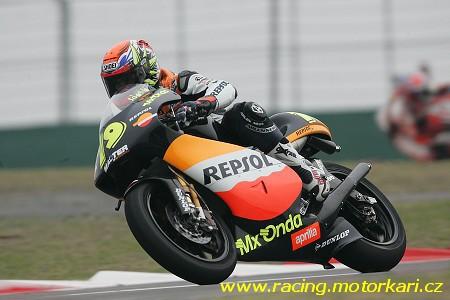 Dutch TT 250 ccm - 1. kvalifikace