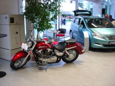 Honda Jarov