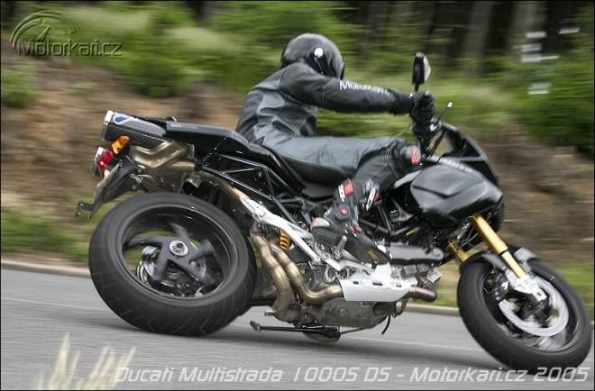Ducati Multistrada 1000S DS