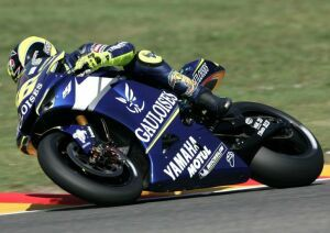 Gauloises Yamaha a Laguna Seca