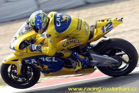 US GP Laguna Seca - 1. trénink