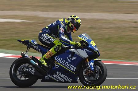 Grand Prix Donington park MotoGP - kvalifikace