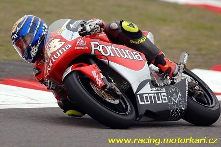 Grand Prix Donington park 250cc - kvalifikace
