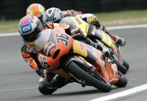 Grand Prix Donington park 125cc - kvalifikace