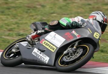Donington GP 125cc - závod