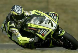 Donington GP 250cc - závod