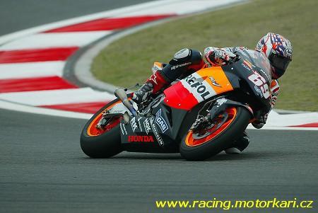 Sachsenring - MotoGP, kvalifikace