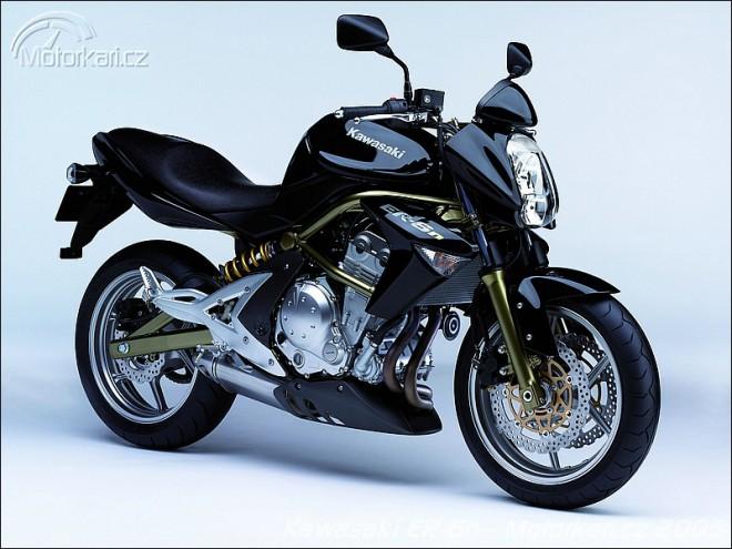 Kawasaki ER-6n za 179 000. Co na to konkurence?