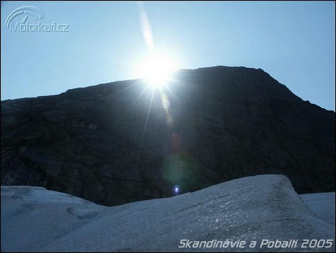 Scandinávie a Pobaltí 2005