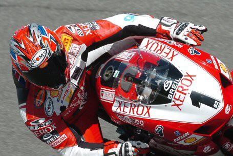 James Toseland do MotoGP ?