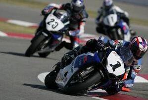 AMA U. S. Superbike - Virginia