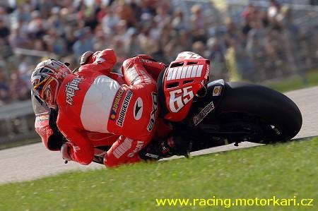 Ohlasy jezdcù MotoGP na závod v Brnì (1)