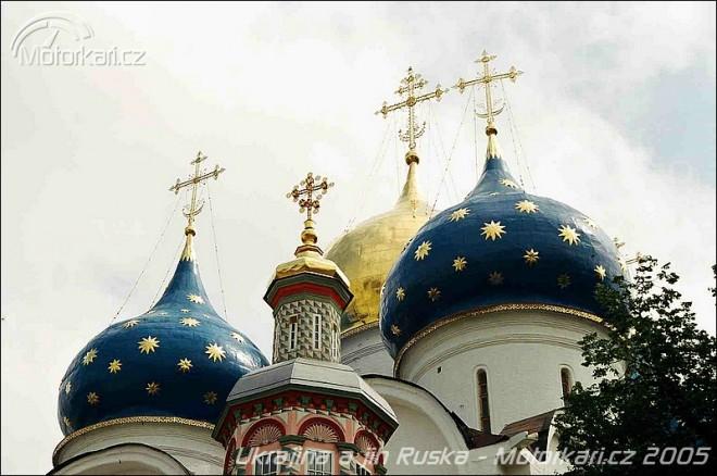 Expedice Støední Asie - Ukrajina a jih Ruska