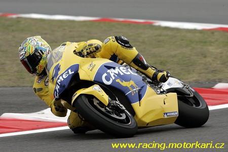 Motegi - MotoGP, 1. volny trenink