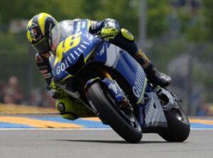 Valentino Rossi zahájil ètvrtou pozicí