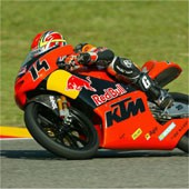 Motegi - 125 ccm, 2. kvalifikace