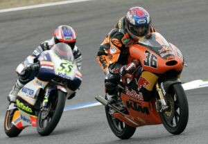 Bartola v cestì za titulem pro KTM nic nezastaví