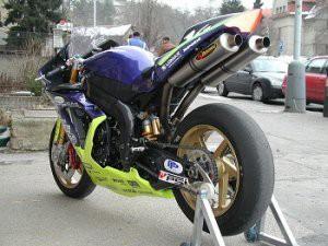 Tým Maco Moto Racing do Vallelungy