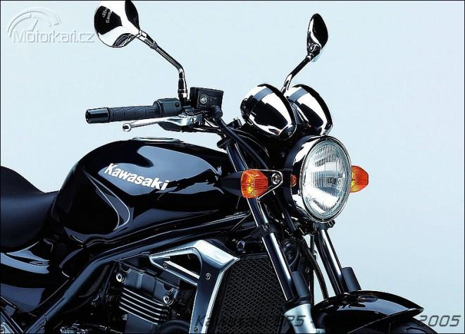Kawasaki ER5 za 125 000 Kè