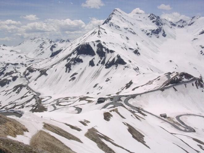 Alpy + Dolomity 2005