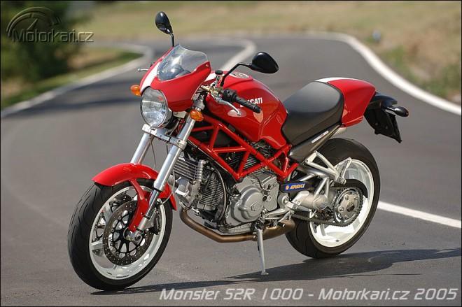 Øada Monster SR se rozšiøuje o model S2R 1000