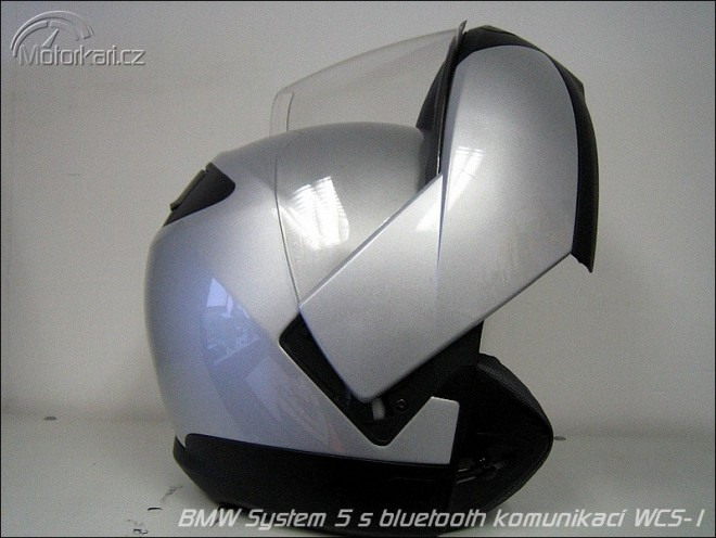 Helma BMW System 5 s bluetooth komunikací WCS-1