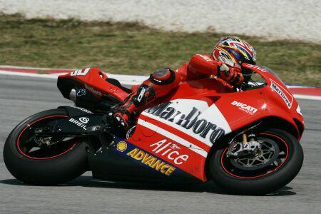 Shinichi Ito prvním Japoncem na stroji Ducati
