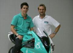 Craig Jones jezdcem týmu Carla Fogartyho