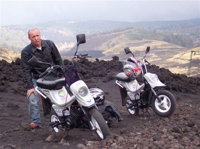 Moravské motocykly pod dílnou Boha Ohnì