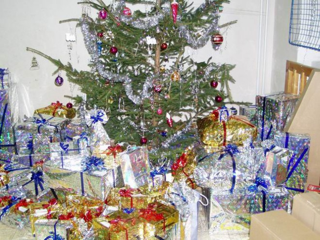 Vánoce pro dìti v Lipové 2005