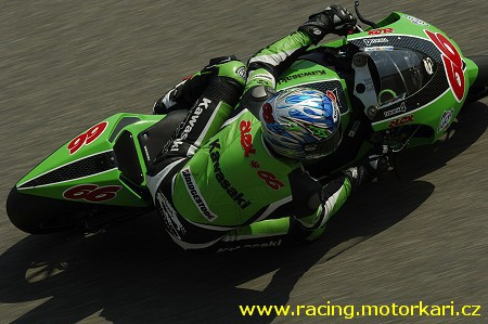 Hofmann se vrací pro poslední závod s Kawasaki