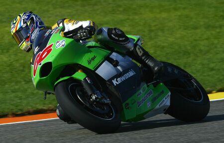Kuba Smrž testoval motorku z MotoGP