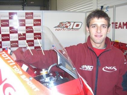 Angel Rodriguez pojede za tym Totti Top Sport