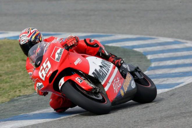Poslední testy v Jerezu (2)