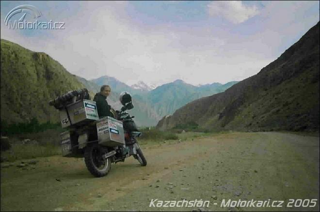 Expedice Støední Asie - Kazachstán a Kyrgyzstán