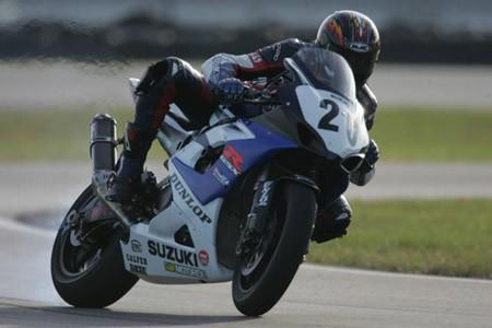 AMA Dunlop testy Daytona - 2. den