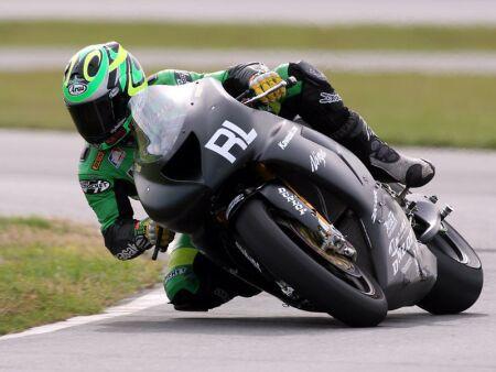 AMA Dunlop testy Daytona - 3. den