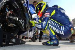 Motocyklovy mistr sveta Valentino Rossi v Top - 10