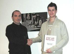 ESCAD Racing a J. Glaser se dohodli na rok 2006