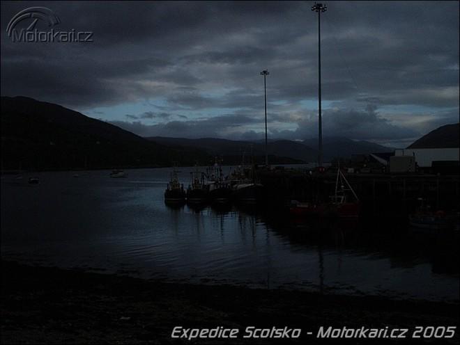 Expedice Skotsko 2005