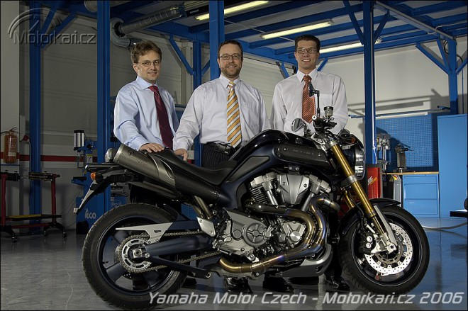 Yamaha Motor Czech spol. s r.o.