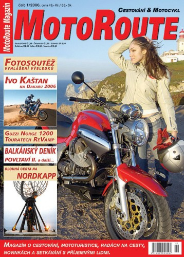 MotoRoute è. 1 / 2006