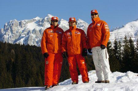 Ducati Marboro tým opìt v Alpách