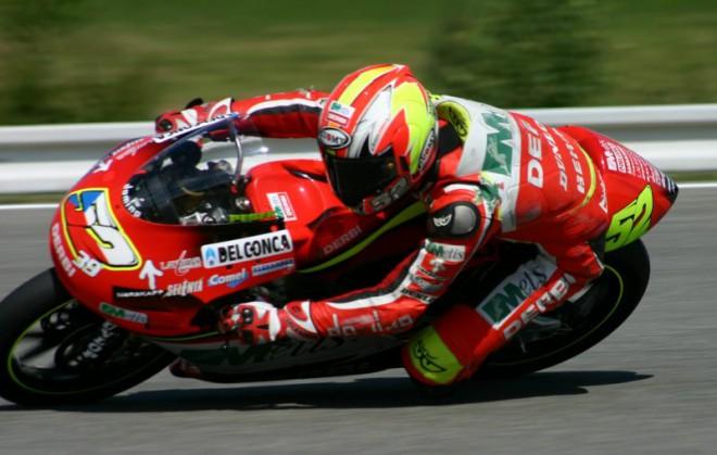 Testy v Jerezu - 125 ccm, casy po 3 dnech