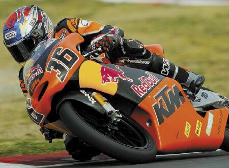 Startovní listina Grand Prix 125 ccm