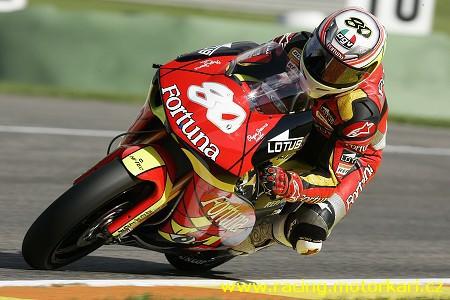 Startovní listina Grand Prix 250 ccm