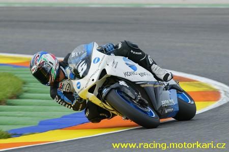 Startovní listina Grand Prix MotoGP