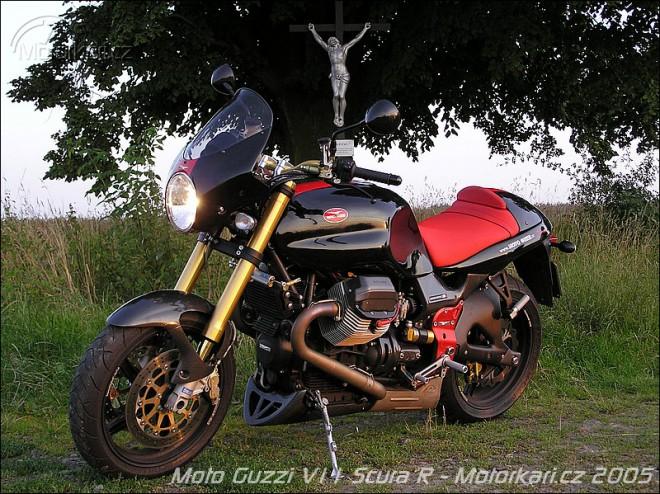 Moto Guzzi V11 Scura R