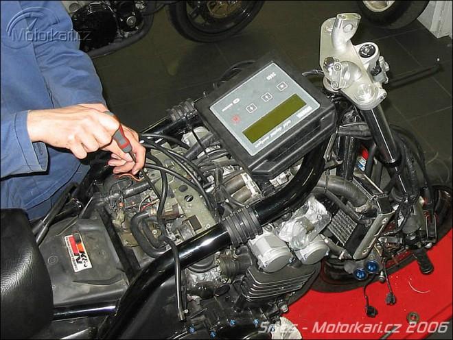 Technika motocyklu - 9. èást - tvorba smìsi