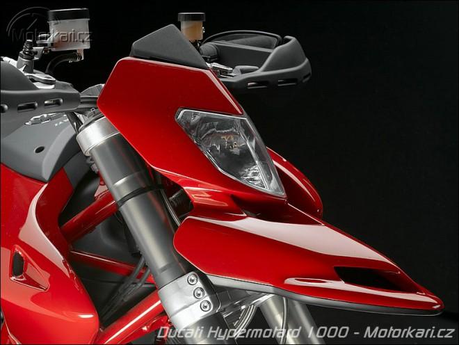 Hypermotard s nejlepším designem + nové ceníky Ducati